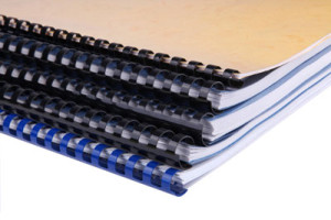 commercial printers finishing binding